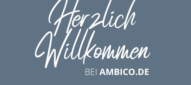 Herzlich Willkommen bei ambico,de